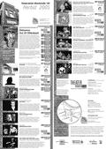 Programm Theateratelier 2005 Herbst