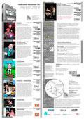 Programm Theateratelier 2014 Herbst