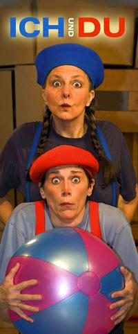 Das Kindertheater-Stück - Ich und Du - für Kinder von 5 bis 10 Jahren