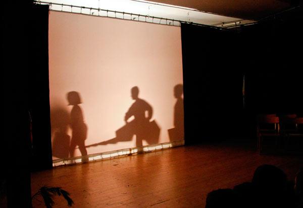 Theaterprojekt im Theateratelier 14H