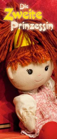 Das Kindertheater-Stück des ensemble THEATERATELIER 14H - Die Zweite Prinzessin - für Kinder ab 4 Jahren