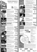 Programm Theateratelier 2006 Herbst