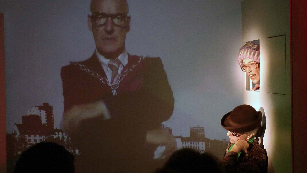 Der Bürgermeister will die Rettung der Stadt Offenbach a.M. von Gundula Ödmann