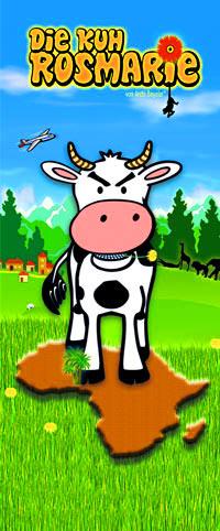 Das Kindertheater-Stück des ensemble THEATERATELIER 14H - Die Kuh Rosmarie - für Kinder ab 5 Jahren