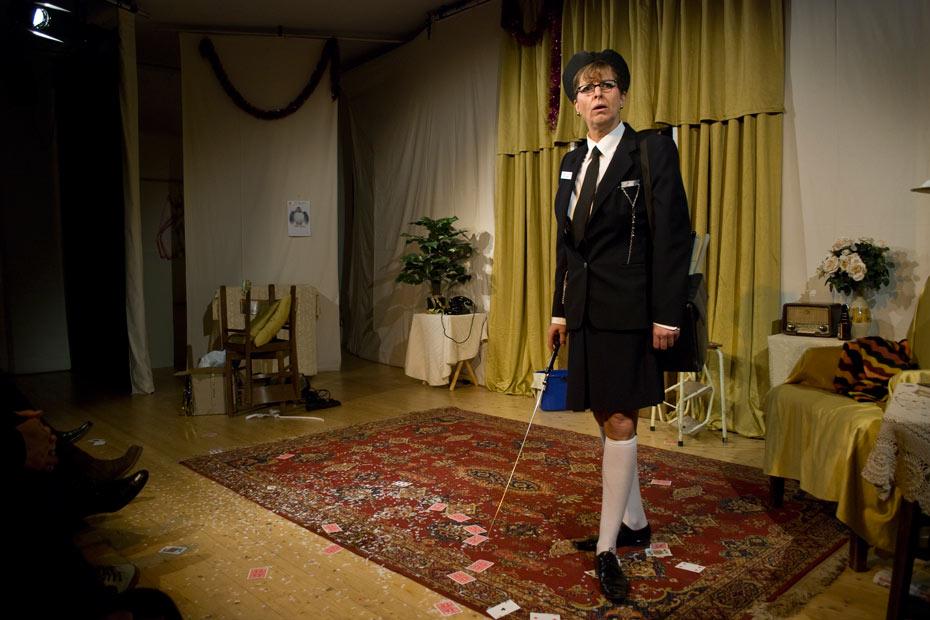 Th. Puppick alias Astrid Haentsch in AltWeiberzauber